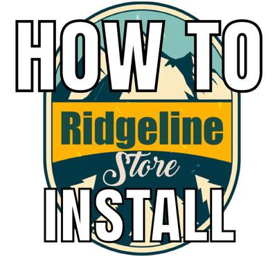 How To Install The Honda Ridgeline Sport Grill