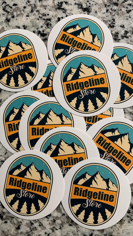 Ridgeline Store Sticker