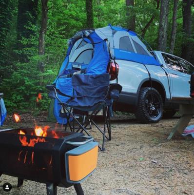 A Pre-owned Honda Ridgeline Tent
