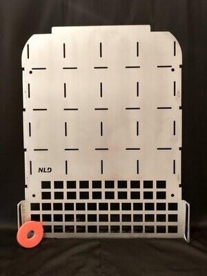 No-Lo Designs Honda Ridgeline Gear Tray (Spare Tire Storage)
