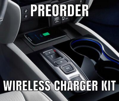 Pre-order Wireless Phone Charger Kit Honda Ridgeline or Passport