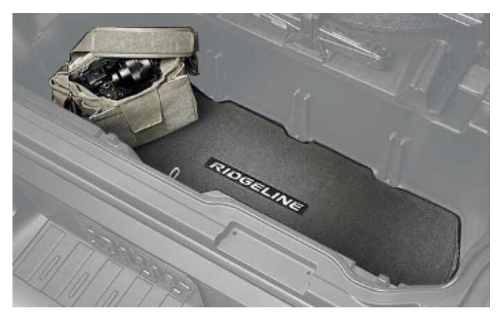 Honda Ridgeline Bed Trunk Mat, Carpet