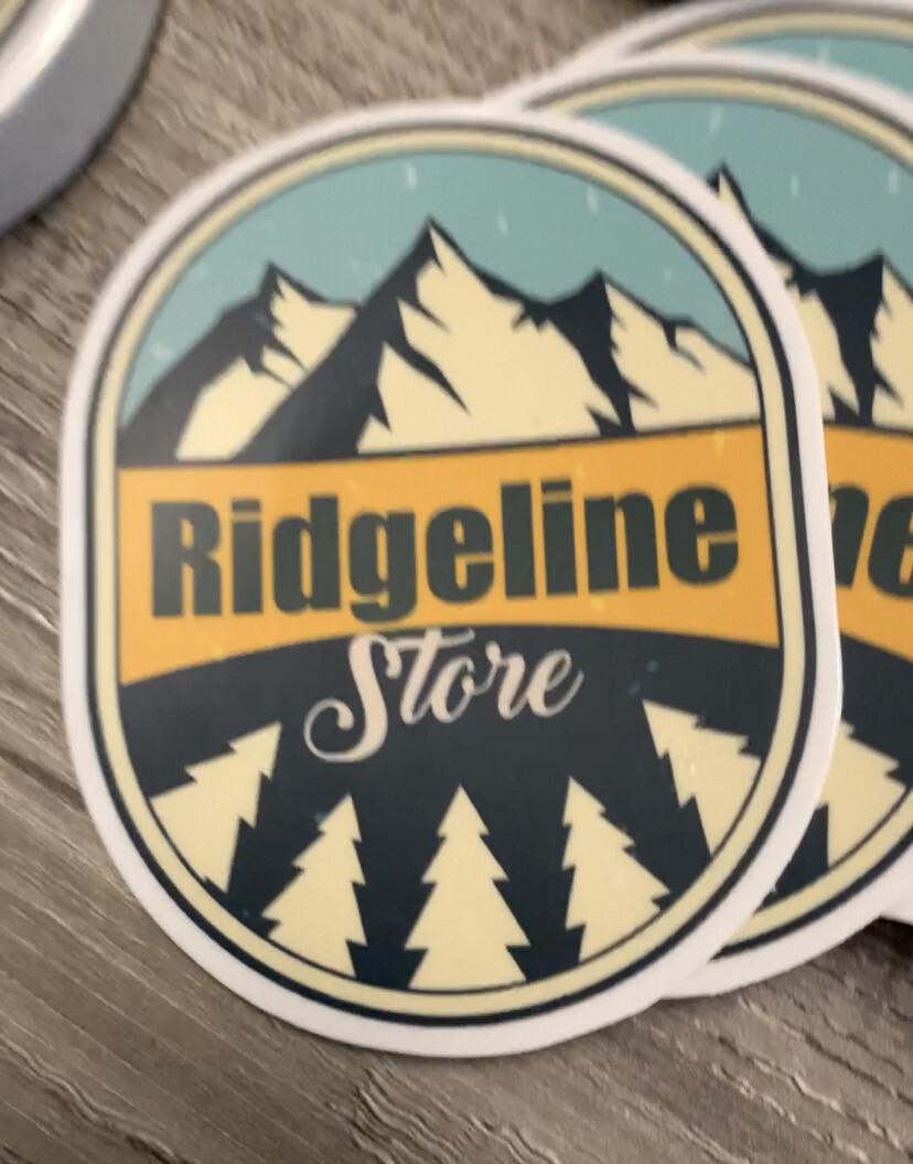 NEW Ridgeline Store Sticker