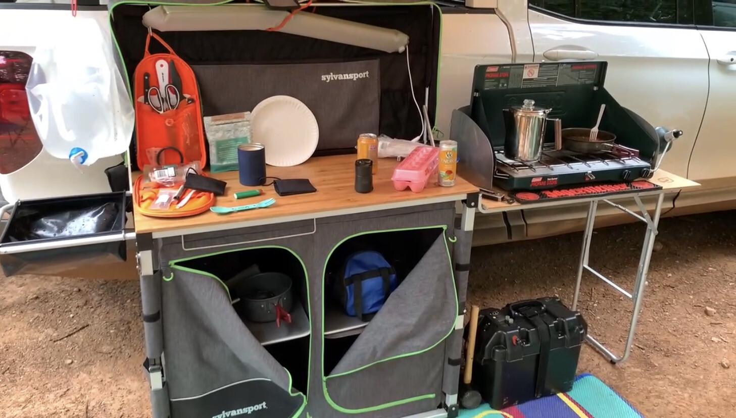 Sylvansport DINE O MAX Camp Kitchen