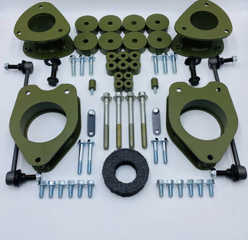 """HRG 3.0"""" Lift Kit for Honda Ridgeline 2006 to 2014"""