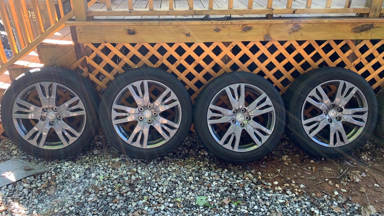 "20"" Honda Passport Wheels & Tires"