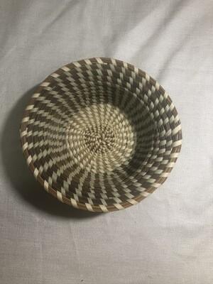 Small Trinket Sweetgrass Basket.