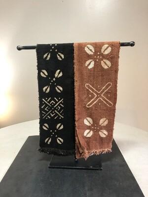 Mudd Cloth scarfs
