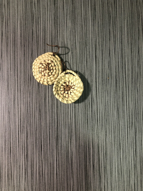 Gullah sweet grass Earrings