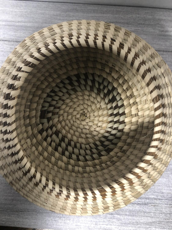 Navaho Sweetgrass Bowl