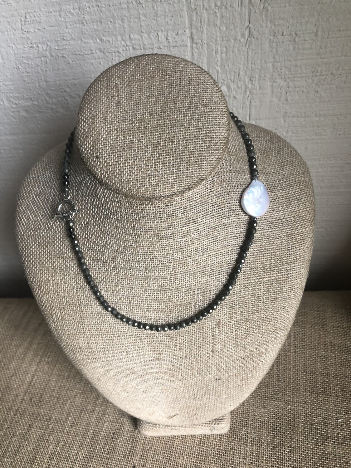 Pyrite and Pearls
