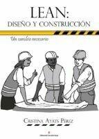 Lean: Diseño y Construcción · Cristina Ayats Pérez