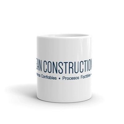 Taza Lean Construction México®