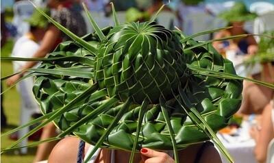 Sombrero de Palma de Coco