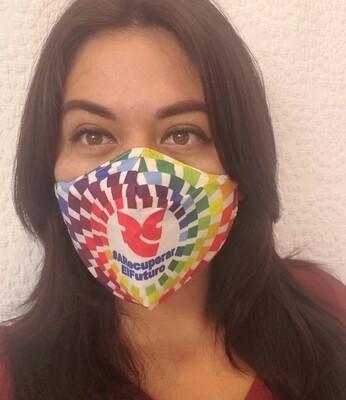 Mascarillas solidarias de la Revolución Ciudadana - Ama la Vida
