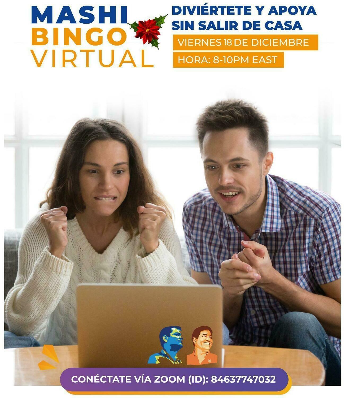 Mashi Bingo Virtual