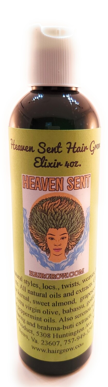 Hair Grow Elixir 4 oz. (natural hair styles)