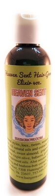 Hair Grow Elixir 4 oz. (natural hair styles)