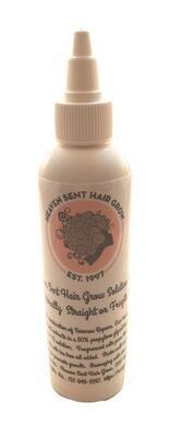 Hair Grow Solution 4 oz. (straight hair)