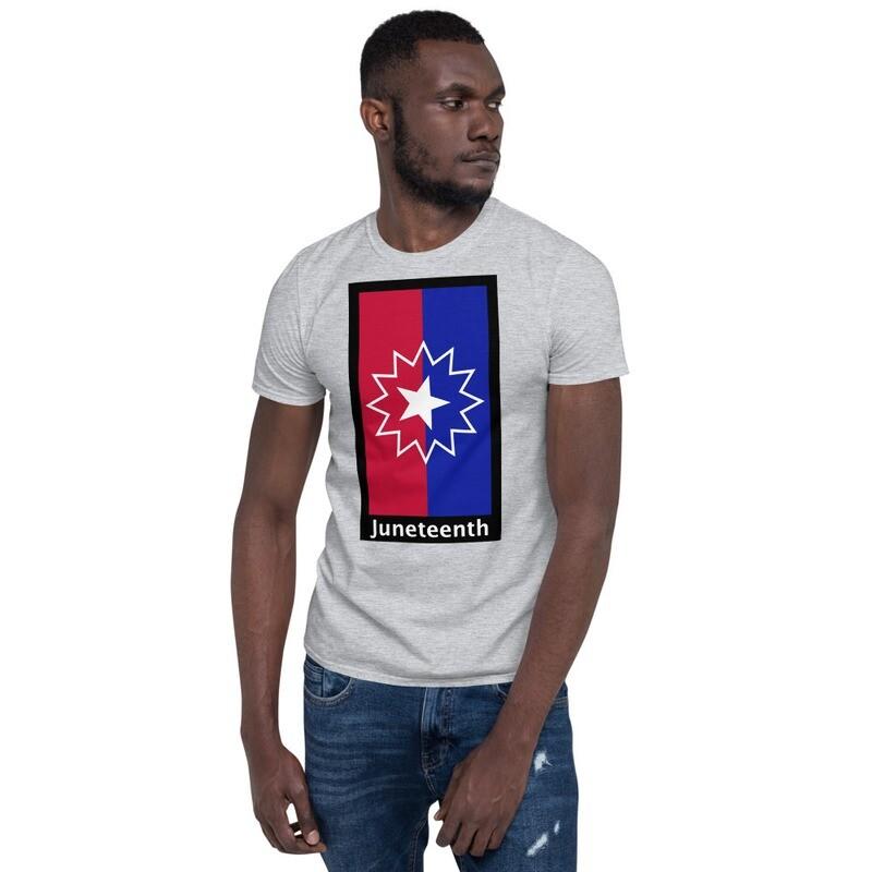 Juneteenth Flag T-shirt