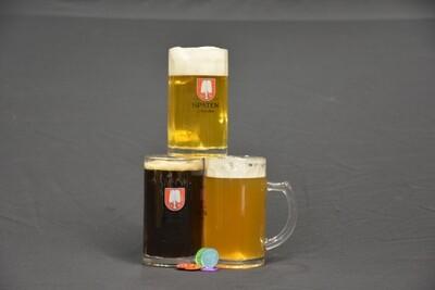 Stein, Spaten Logo, Glass