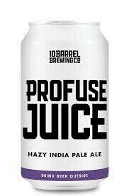 10 Barrel Brewing - Profuse Juice - 6 pack of 12 oz cans
