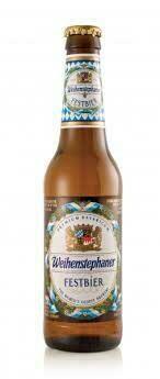 Weihenstephan - Festbier - 6 pack of 12 oz bottles