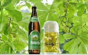 Andechs Vollbier Helles - 500 ml bottle