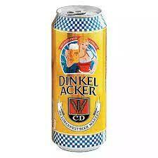 Dinkelacker - Oktoberfest Marzen - 500 ml can