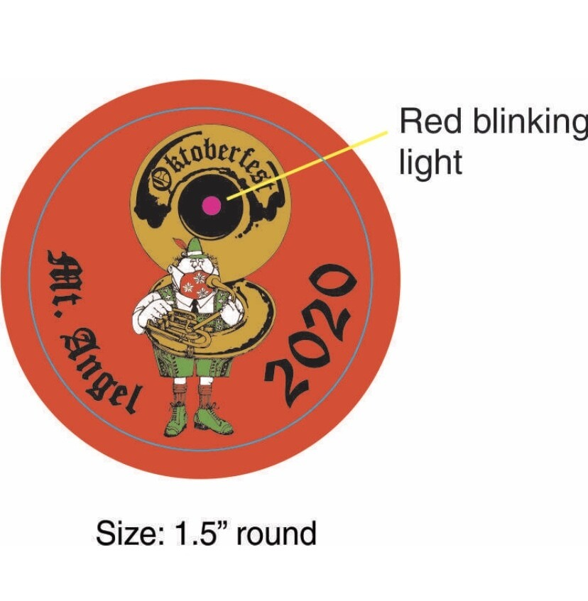 Blinky Button 2020