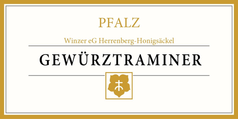 Gewürztraminer Herrenberg-Honigsäckel Winery, Germany - 750 ml