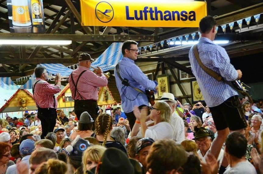 Oktoberfest Zuhaus:  LIVESTREAM