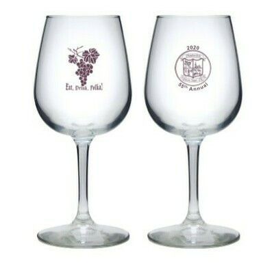 Wine Glass - Oktoberfest 2020