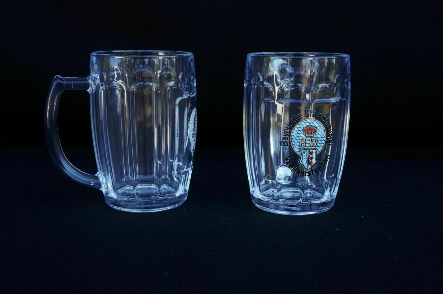 Weihenstephan Glass Stein - small 0.3 liter