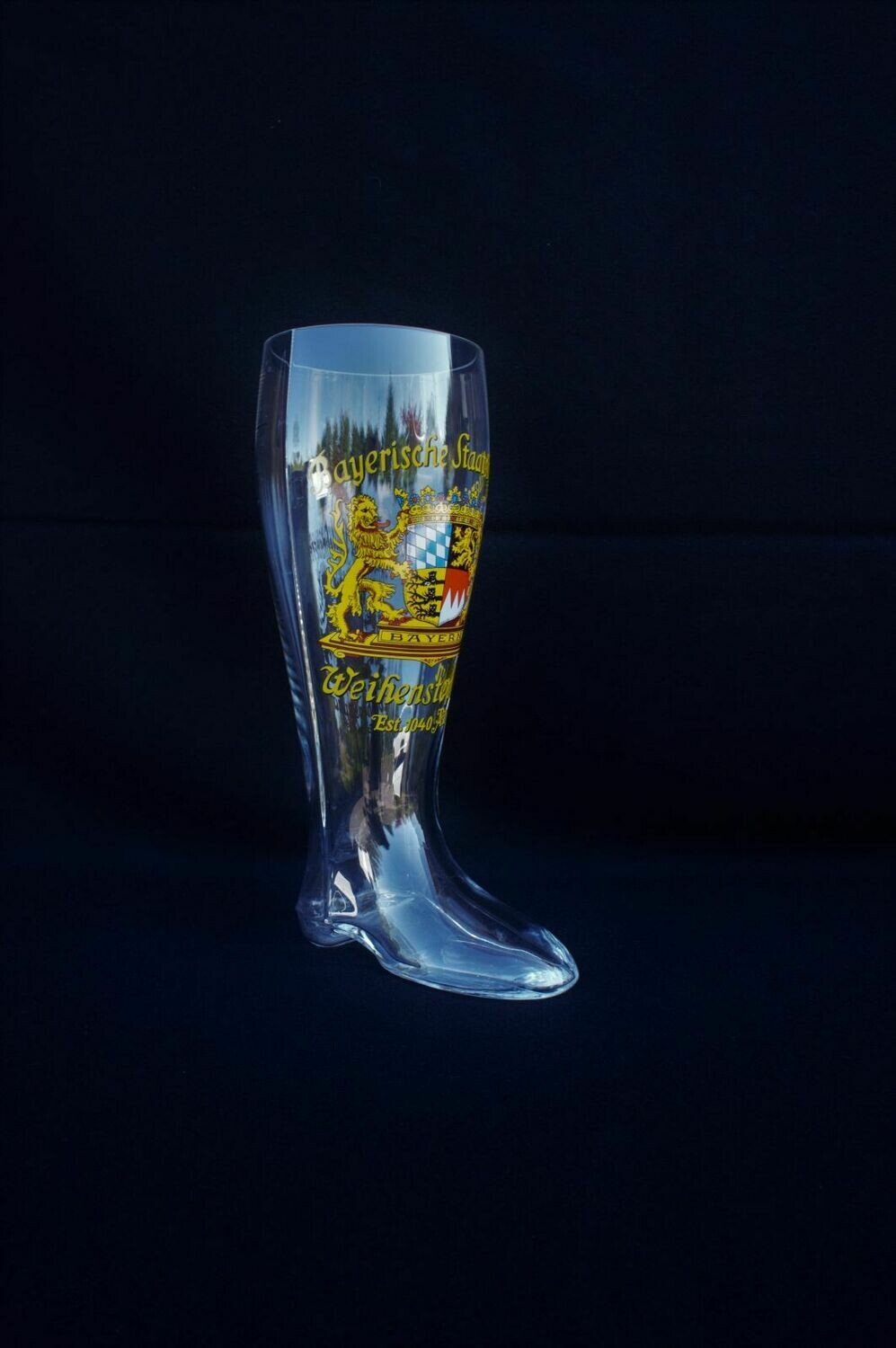 Weihenstephan - Glass boot - 2 liter