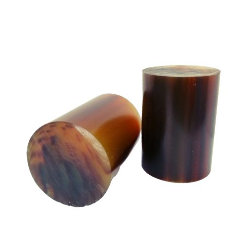 TORTOISE SHELL GPS Agencies Natural collection (Polyester)  63.5 mm x 45 mm