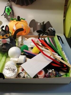 Children's Halloween Craft packs