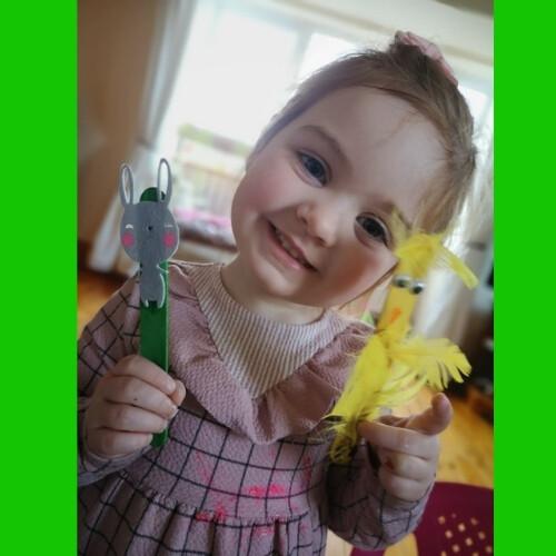 Children's Easter Craft packs