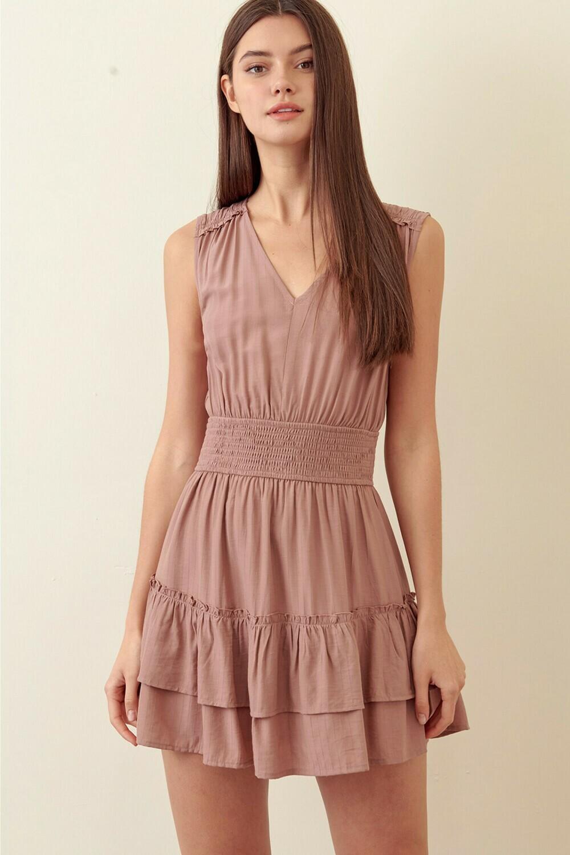 Mauve Dress - BD1326