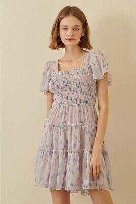 Lavender Dress -JD2587
