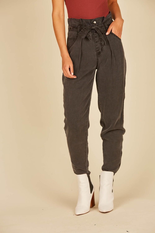 High Waisted Cargo Pant - CC8798