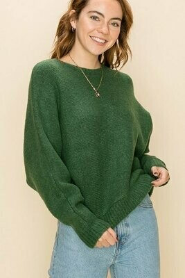 Knit Sweater - DZ20H247