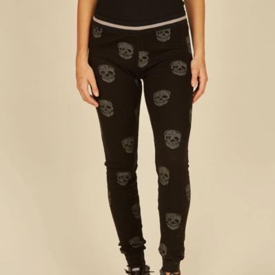*Skull Print Lounge Pant - VH8948
