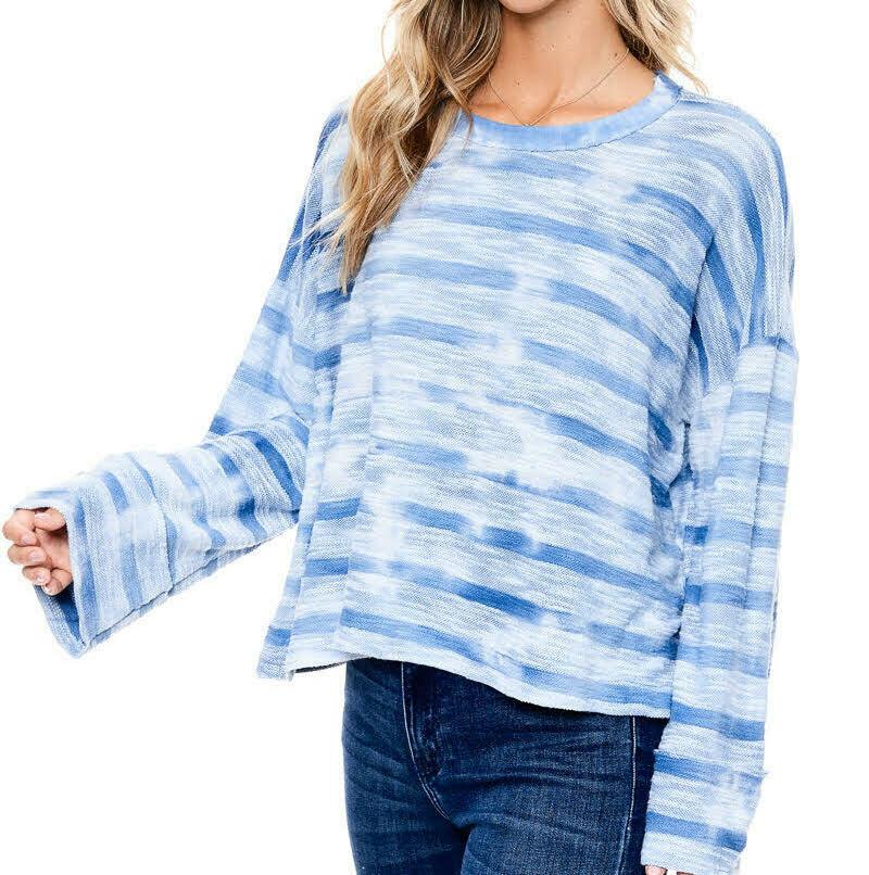 *Tie Dye Long Sleeve - MT22261