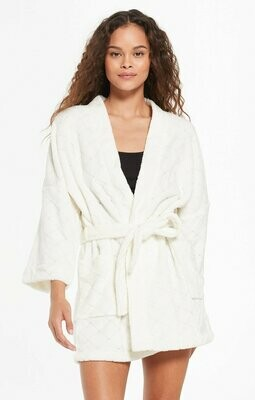 *Luxe Quilt Kimono - ZLJ211165