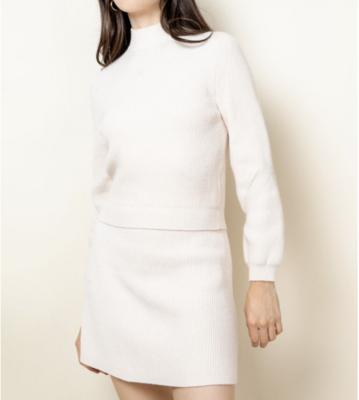 *Knit Sweater Top -TMK1066