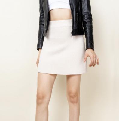 *Knit Short Skirt - TMK1065