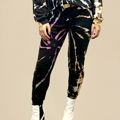 *Tiger Tie Dye - B8795