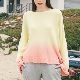 *Deep Dye Sweater - S15770