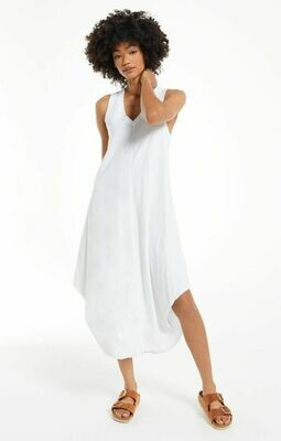 *The Reverie Dress (White) - ZD202581